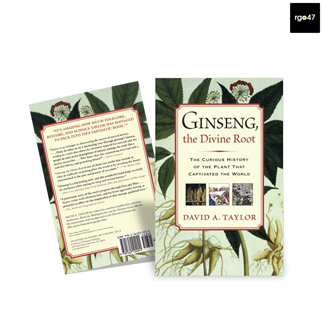 ginseng the divine root the curious history of the plant that captivated the world